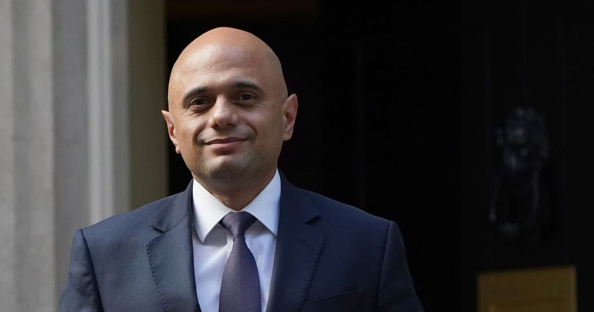 Sajid Javid tells care home workers who don't want Covid jab to quit