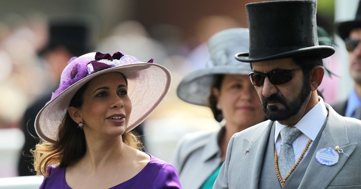 Sheikh Mohammed authorised the hacking of former wife's phone