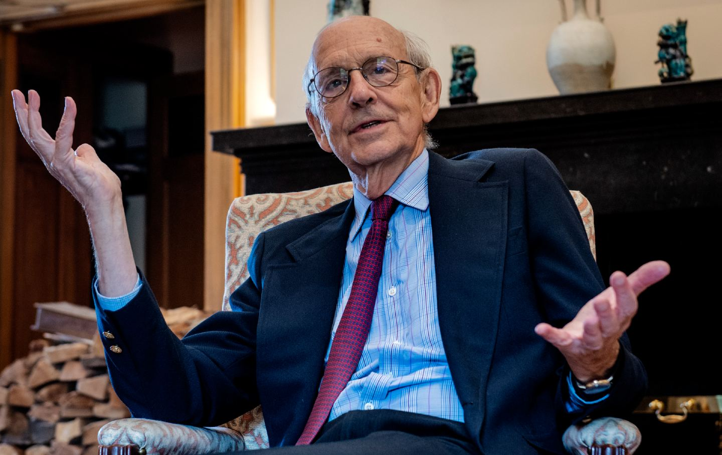 Stephen Breyer Is Getting Paid to Play Hamlet