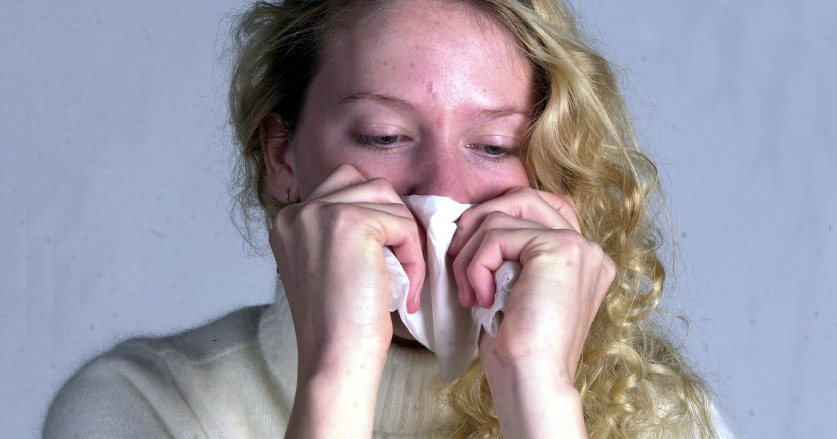 Sticking garlic up your nose help? Experts on six popular myths about colds as 'worst lurgy' ever spreads across the UK