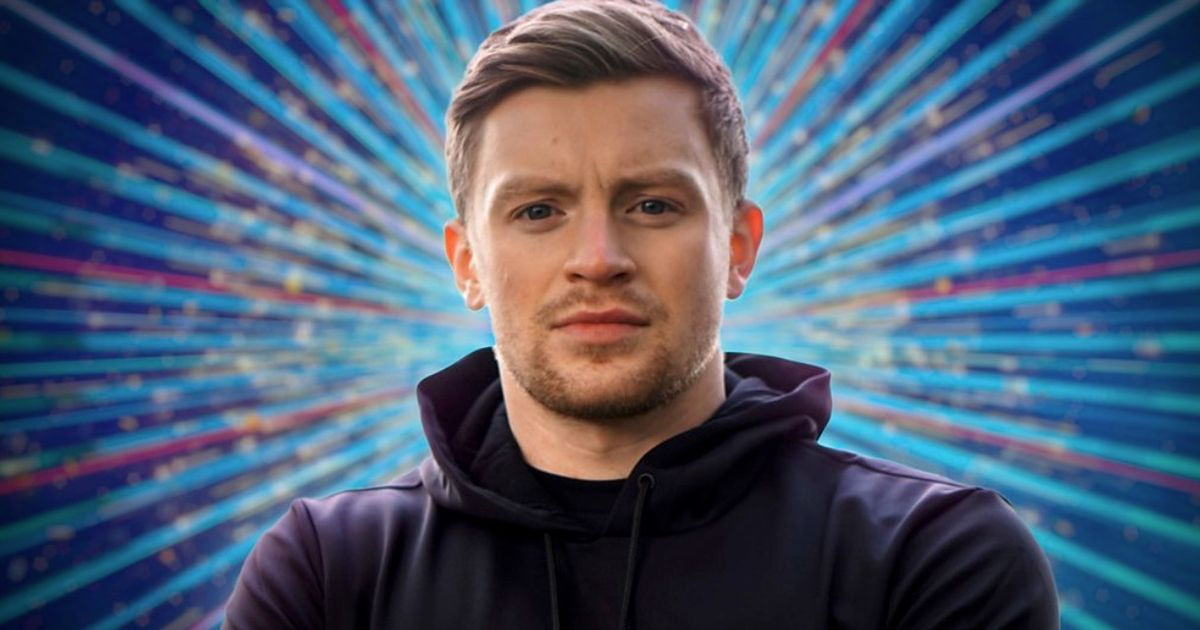 Strictly Come Dancing: Adam Peaty explains why he's joined BBC show