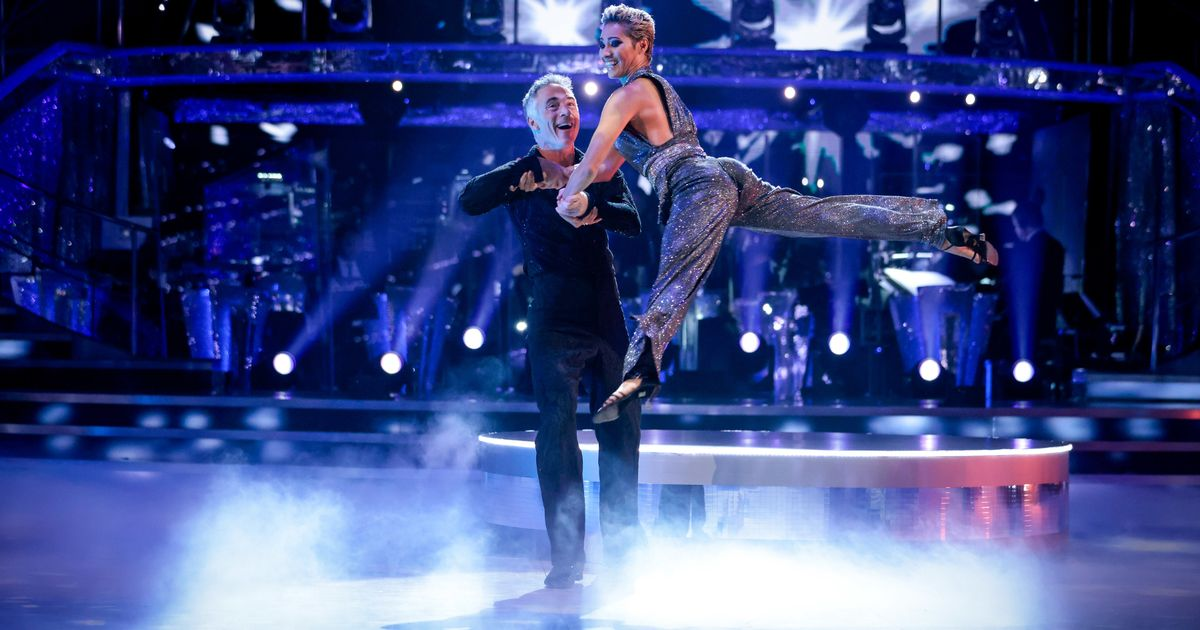 Strictly Come Dancing result: Greg Wise sent home after latest dance-off