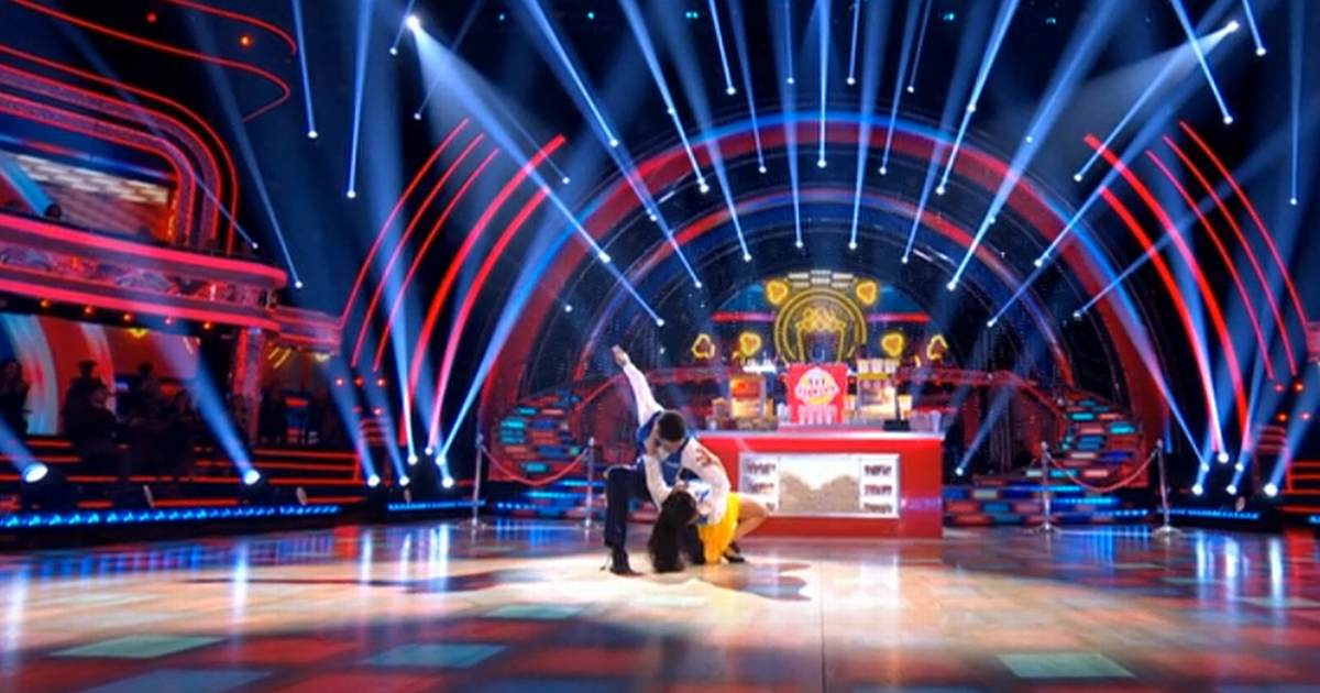 Strictly Come Dancing scores in full as 'grumpy' Craig told off by fellow judges