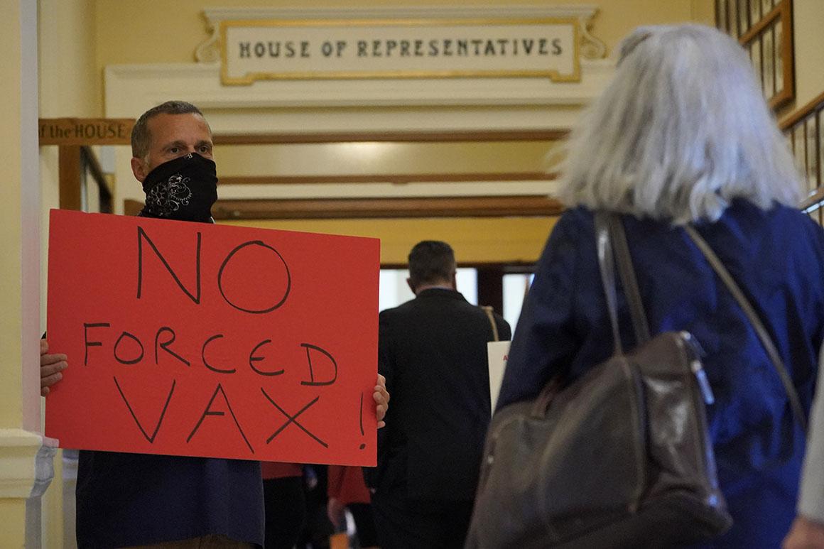 Supreme Court won't block vaccine mandate for Maine's health care workers