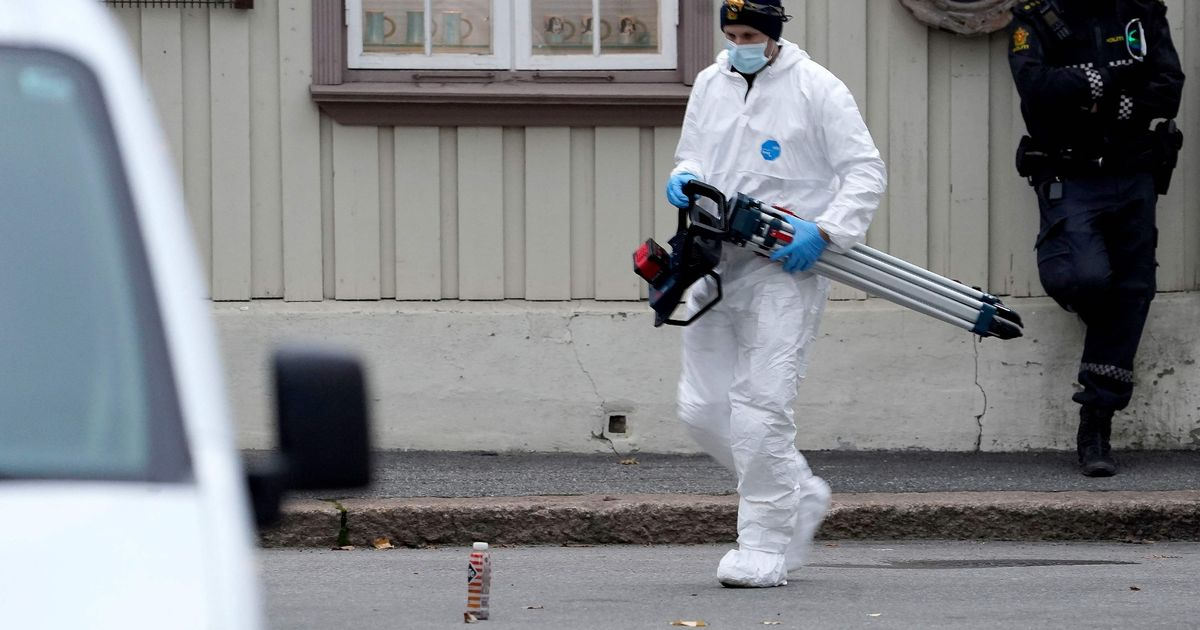 Forensic police