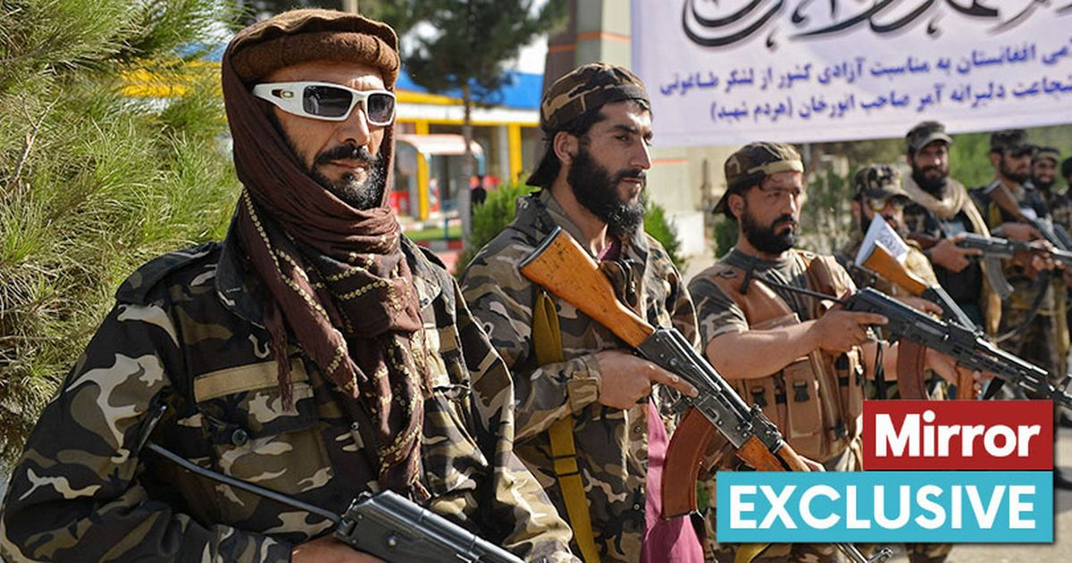 Taliban orders the UK to pay billions of pounds compensation for Afghanistan war