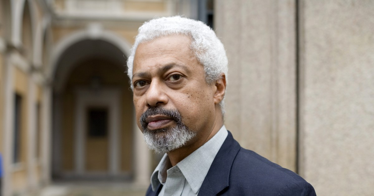 Tanzanian novelist wins Nobel literature prize for 'uncompromising' work on colonialism