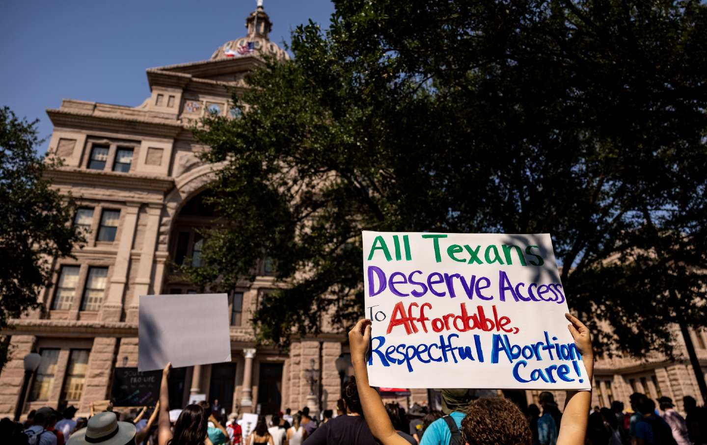 """Texas Abortion Providers Are """"Hitting Their Limits"""""""