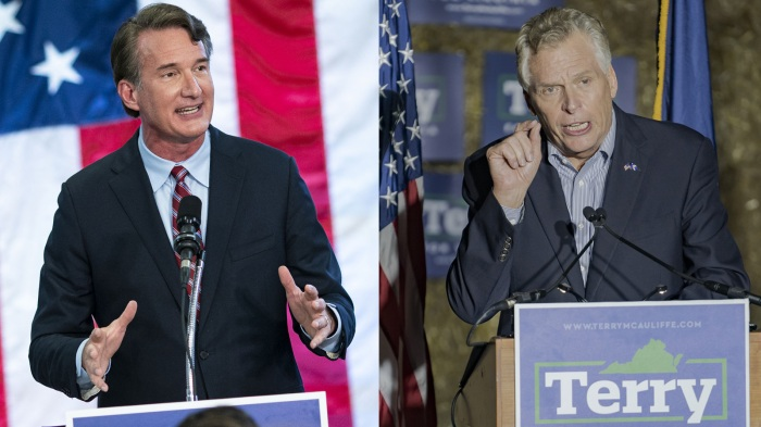 The Polls Consistently Show A Close Governor's Race In Virginia