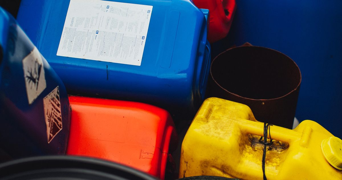 The RAC has its say on hoarding fuel in your home