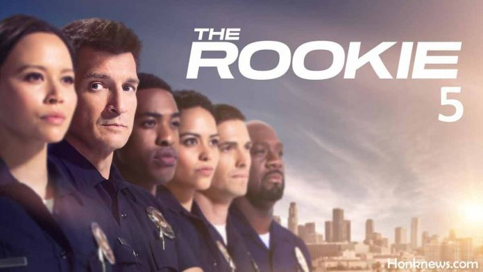 the rookie 5