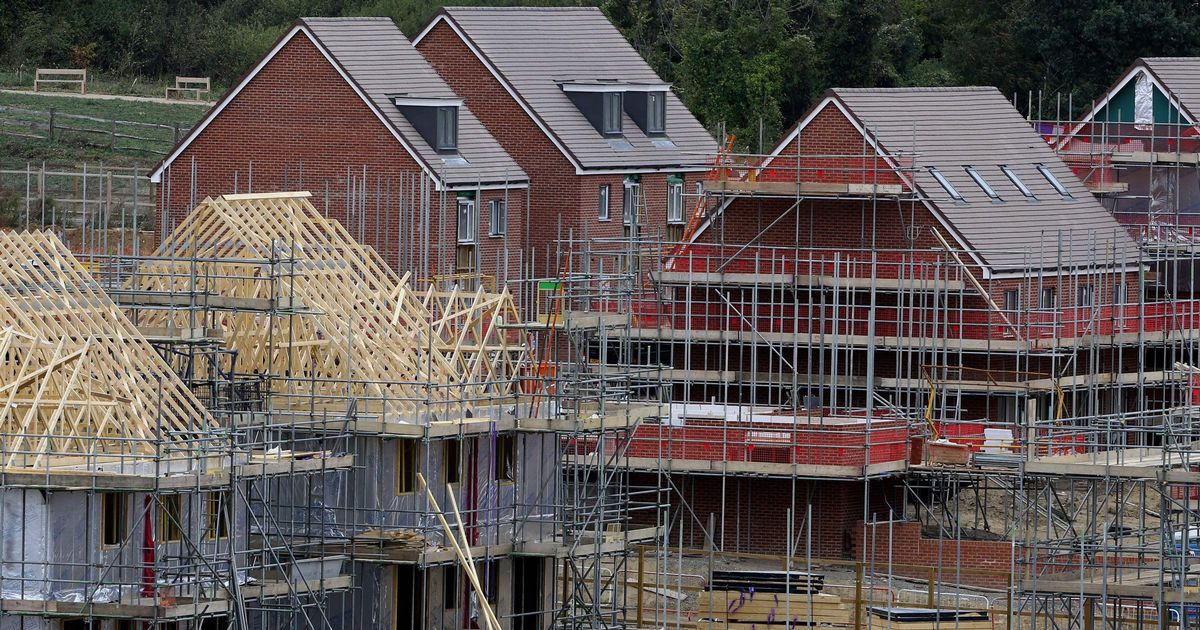Thousands of homes to be built on derelict land as part of Government investment