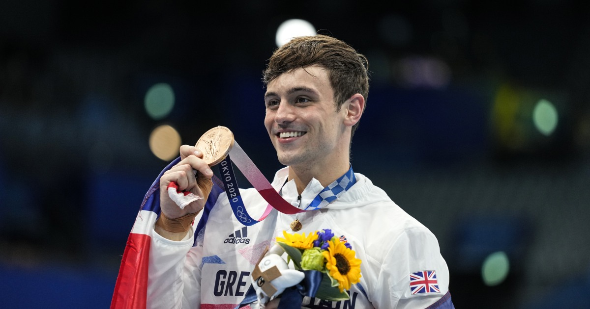 Tom Daley calls for Olympic ban on countries where being gay is punishable by death