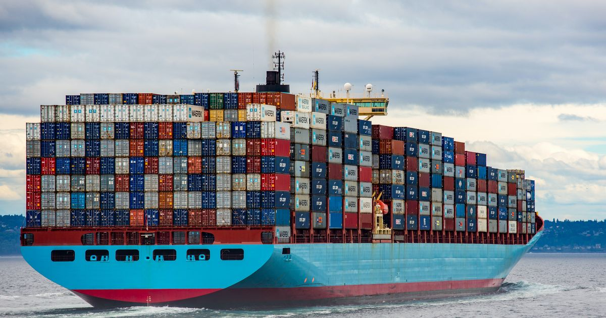 Toys could run out before Christmas as container ships turned away