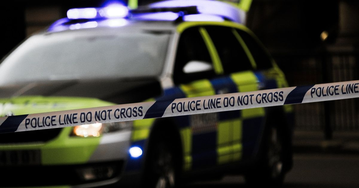 Two arrested after death of man in 50s