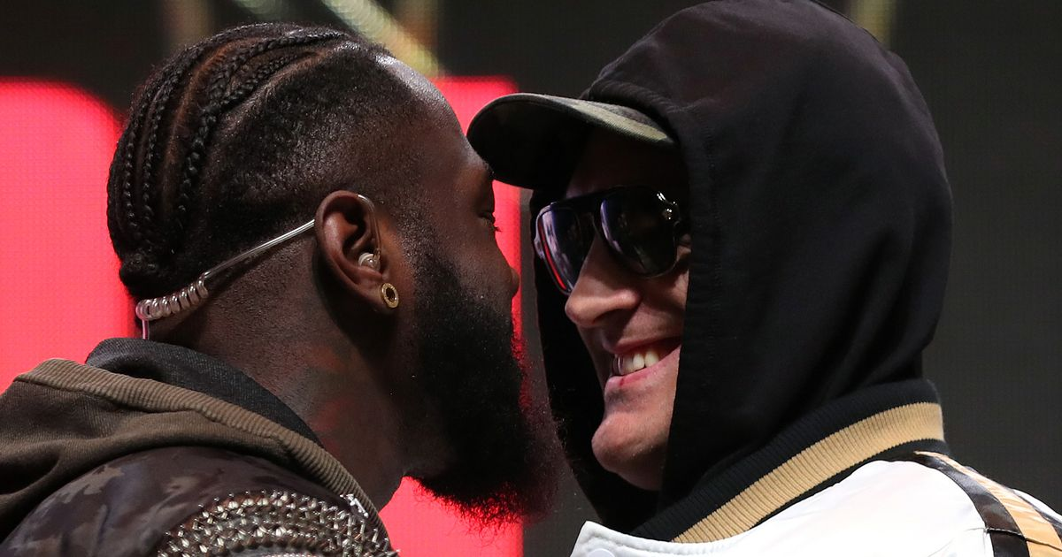 Tyson Fury channels The Undertaker as he vows to butcher Deontay Wilder