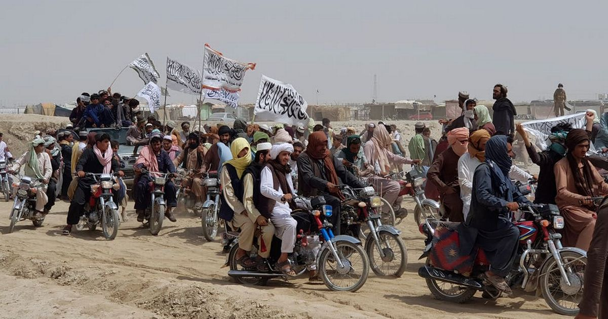 US to provide humanitarian aid to Afghanistan but will not recognise Taliban