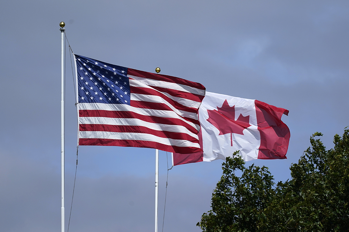 U.S. to reopen its land border to Canadians next month