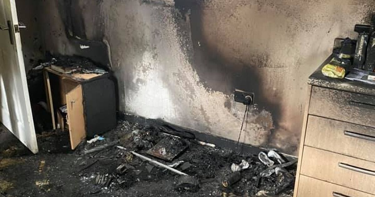 Warning as e-scooter sparks serious house blaze