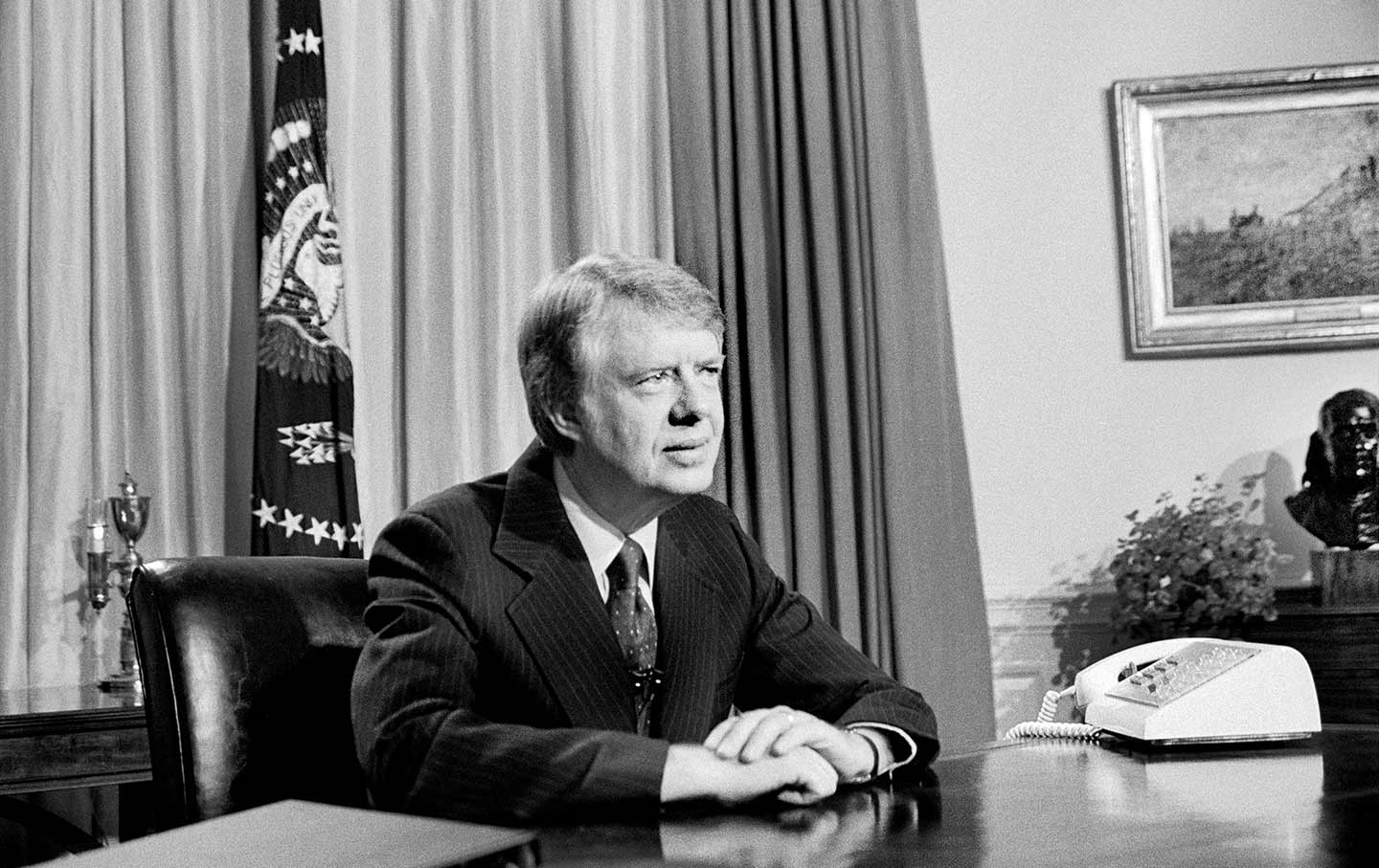 Was Jimmy Carter an Outlier?
