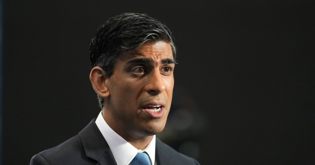 What is Rishi Sunak's plan for jobs?