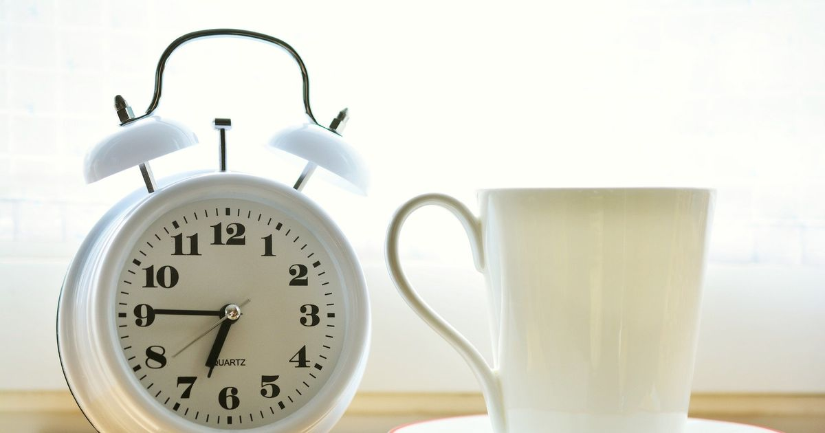 When do the clocks go back - and why you need to change routine now