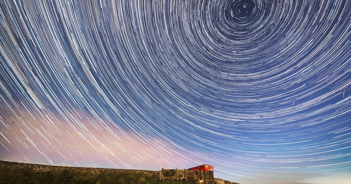 When is the Draconid meteor shower? How to see the stunning celestial event from the UK