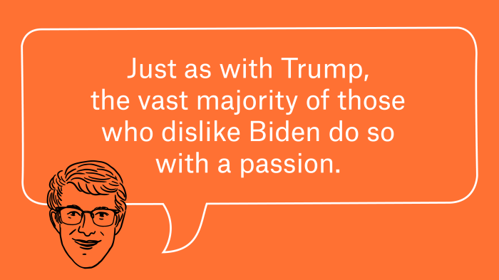 Why Has Biden's Approval Rating Gotten So Low So Quickly?