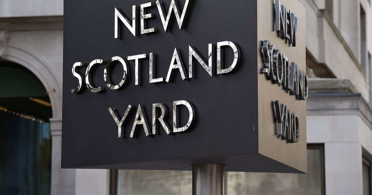 Why is it called New Scotland Yard?