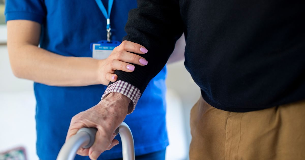 Why is there a shortage of care sector workers?