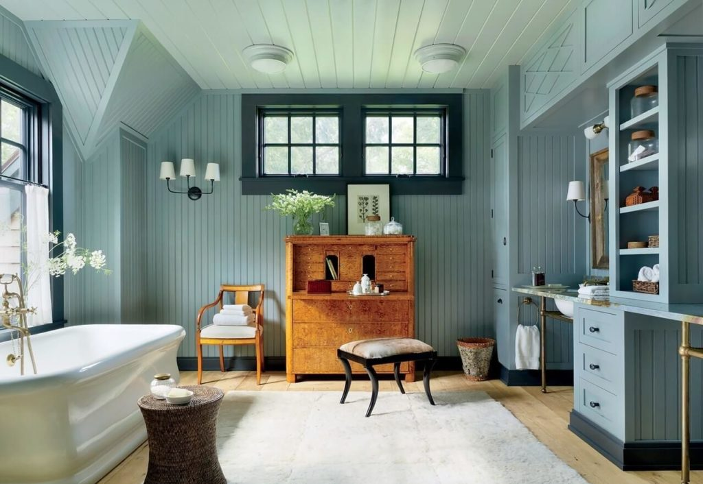 What Is The Best Paint Color For Bathroom