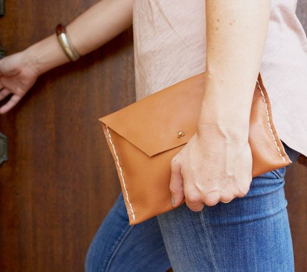 Leather Working with Miranda Anderson