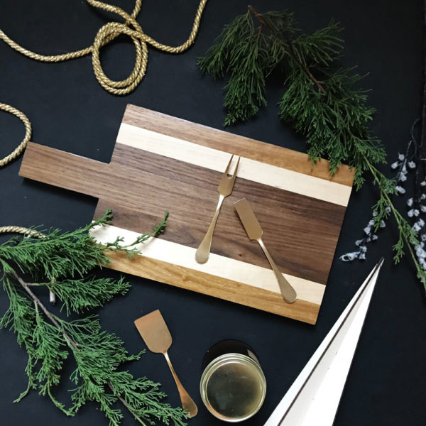 Materials Kit: A Handled Cutting Board