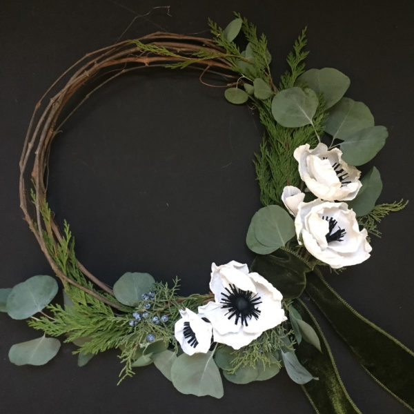 Materials Kit: Winter Wreath