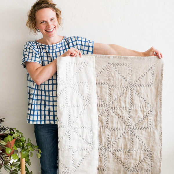 Hand Quilting Workshop with Elise Cripe