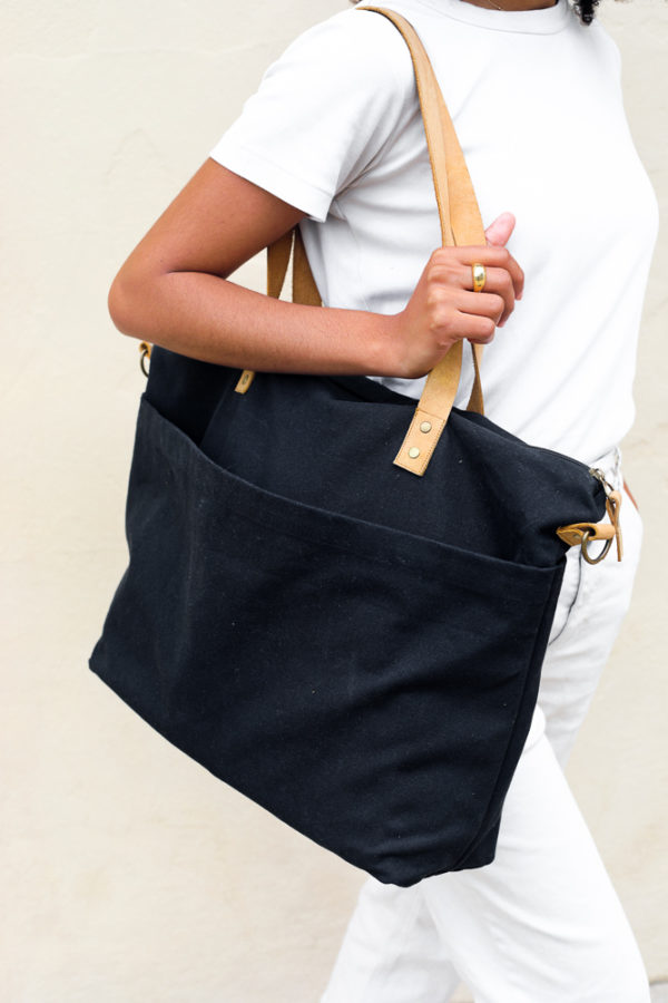 Tool Box Tote for crafting essentials, a collaboration with To The Market