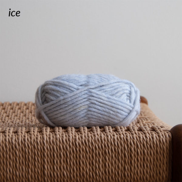 Single Skeins of our Custom Lana Wool Blend Yarn | The Crafter's Box