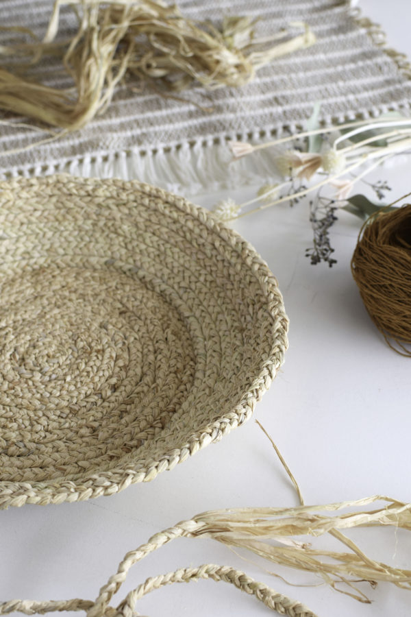 Explore Basket Weaving with maker Anne Weil | October 2019