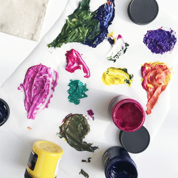 Screen printing inks - Jacquard Versatex | The Crafter's Box