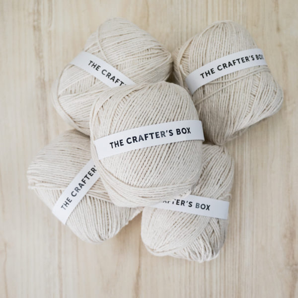 Cotton Warp String | The Crafter's Box