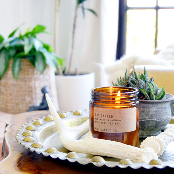 Soy Candle Making Workshop | PF Candle Co | Kristen Pumphrey