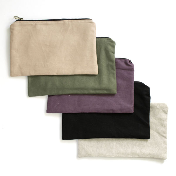 A Linen Utility Pouch   The Crafter's Box