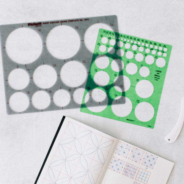 Sashiko Pattern Making Tool Set | Jessica Marquez