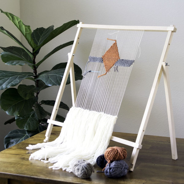 "Extra Large 30"" Adjustable Loom 