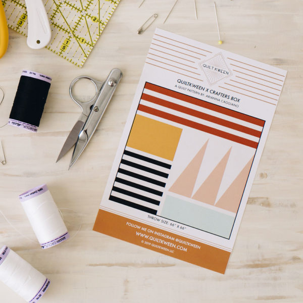 Quilting Pattern Booklet | Arianna Caggiano