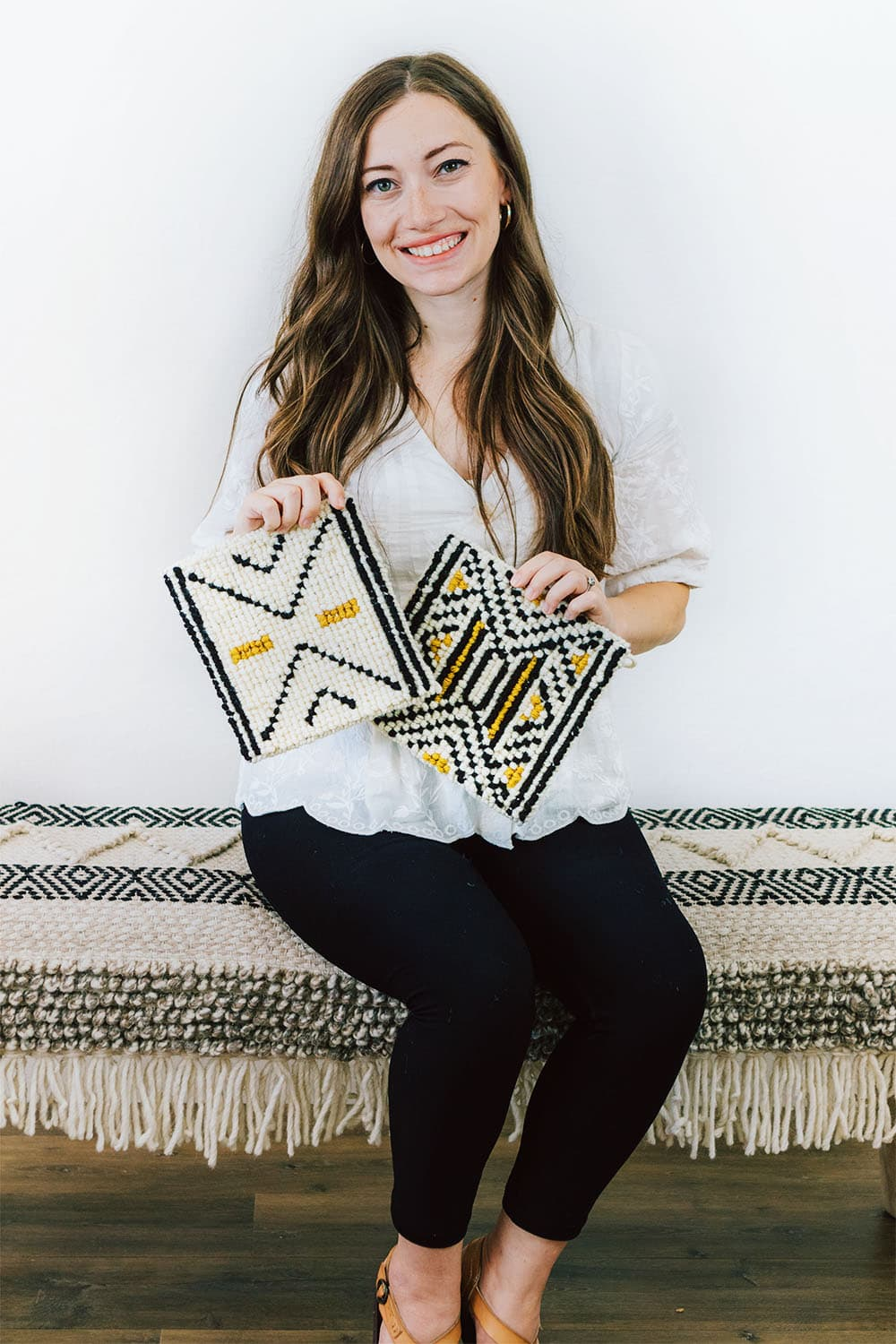 The Crafter's Box   Locker Hooking   Lindsey Campbell
