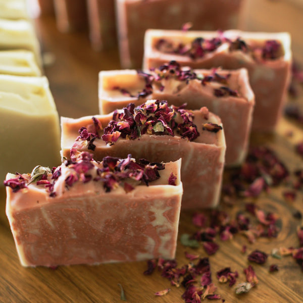 Premium Traditional Cold Press Soap | Additional Swirl Soap | Ashley Marie | The Crafter's Box