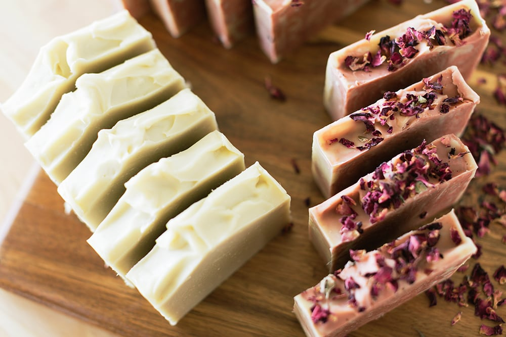 Premium Traditional Cold Press Soap   Ashley Marie   The Crafter's Box