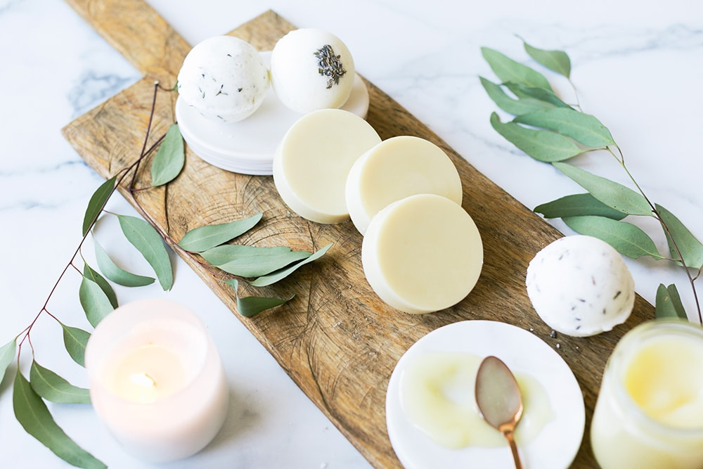Premium Traditional Cold Press Soap   Apothecary Trio   Ashley Marie   The Crafter's Box