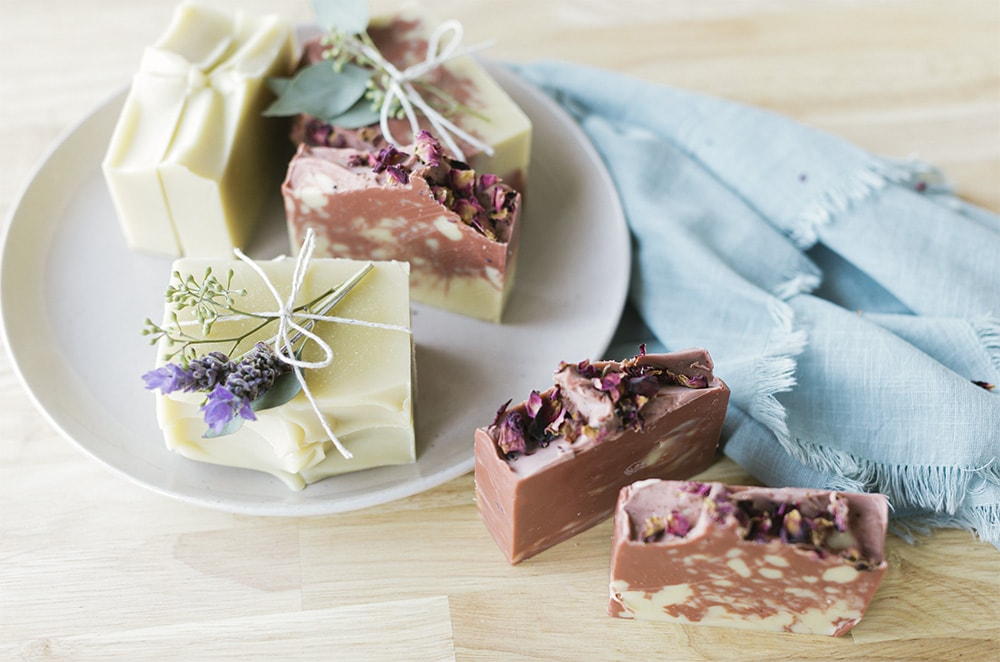 Premium Traditional Cold Press Soap | Lotion Bar | Ashley Marie | The Crafter's Box